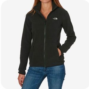 The Nort Face Jacket 100 Glacier Full Zip Size XS